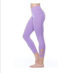 Beyond Yoga Cut-Out Capri leggings